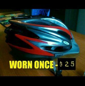 Bike Helmet - Louis Garneau Robota II (XL)